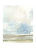 Clouds over the Marsh I Premium Giclee Print by Jennifer Goldberger