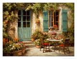 Maison Provencale Giclee Print by Steven Harvey