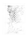 Capital Schematic II Premium Giclee Print by Ethan Harper