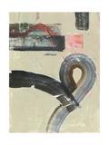 Striate I Premium Giclee Print by Victoria Borges