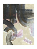 Striate II Premium Giclee Print by Victoria Borges