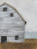 Abandoned Barn I Premium Giclee Print by Ethan Harper