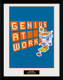Dexters Laboratory - Genius at Work Sammlerdruck