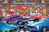 Dream Garage Posters
