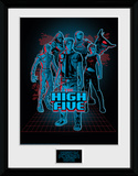 Ready Player One - The High Five Collector Print