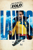 Solo: A Star Wars Story - Lando Plakater