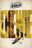 Solo: A Star Wars Story - Chewie Print