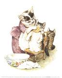 The Tale of Tom Kitten Samlarprint av Potter, Beatrix