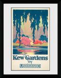 Transport for London - Kew Gardens Stampa del collezionista