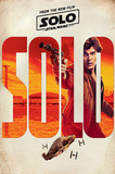 Solo: A Star Wars Story - Solo Plakater