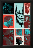 Avengers: Infinity War - Blocks Prints