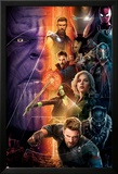 Avengers: Infinity War - Group Vertical Affischer