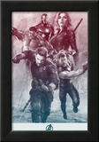 Avengers: Infinity War - Painterly Avengers Affiche
