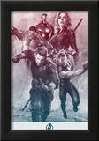 Avengers: Infinity War - Painterly Avengers Poster