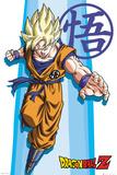 Dragonball Z - SS Goku Bilder