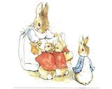 The Tale of Peter Rabbit II Samlarprint av Potter, Beatrix