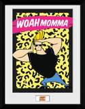 Johnny Bravo - Woah Momma Sammlerdruck