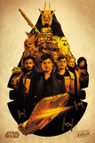 Solo: A Star Wars Story - Millennium Falcon Poster