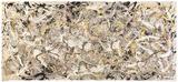 Number 27 (1950) Plakater af Jackson Pollock
