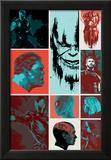 Avengers: Infinity War - Blocks Posters