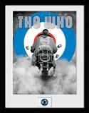 The Who- Quadrophenia Reproduction encadrée pour collectionneurs