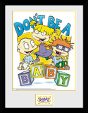 Rugrats - Dont Be a Baby Stampa del collezionista