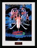 A Nightmare on Elm Street - Dream Warriors Lámina de coleccionista