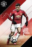 Manchester United - Sanchez, 2017/2018 Posters