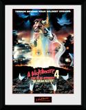 A Nightmare on Elm Street - The Dream Master Lámina de coleccionista