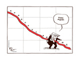 Fake math! Approval rating. T. Láminas por Joel Pett