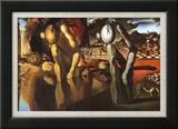 The Metamorphosis of Narcissus, c.1937 Posters av Salvador Dalí