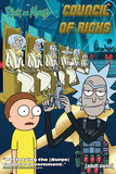 Rick And Morty - Council Of Ricks Plakater