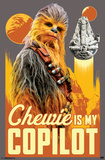 Han Solo - Chewie Prints