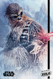 Solo: A Star Wars Story - Chewie Blaster Posters