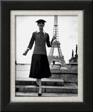 Paris Fashion Prints by Jean Alexis Rouchon