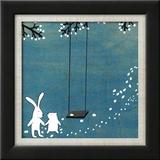 Follow Your Heart- Let's Swing Konst av Kristiana Pärn