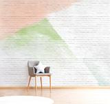 Pastel Horizons Mural de parede