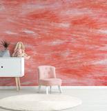 Pink Brush Mural de parede