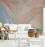 Golden Shore Mural de parede