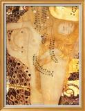 Sea Serpent, c.1907 Láminas por Gustav Klimt