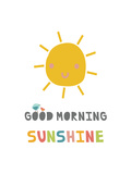Good Morning Sunshine Posters tekijänä  Kindred Sol Collective