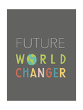 Future World Changer Posters van  Kindred Sol Collective