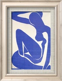Blue Nude I, c.1952 Poster av Henri Matisse