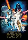 Star Wars - Original Tin Sign