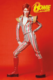 David Bowie - Glam Juliste