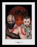 God of War - Portraits Reproduction encadrée pour collectionneurs