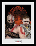 God of War - Portraits Stampa del collezionista