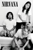 Nirvana - Group Poster