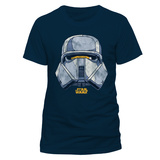 Solo: A Star Wars Story - Trooper Face Shirt