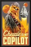 Han Solo - Chewie Posters